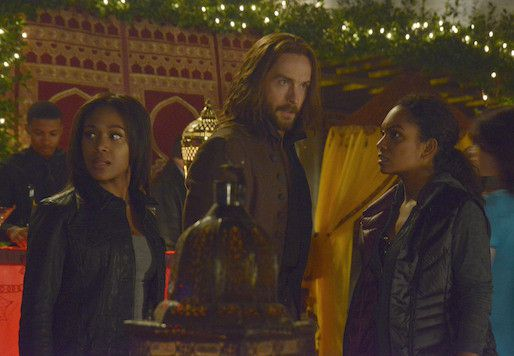 Critiques Séries : Sleepy Hollow. Saison 2. Episode 15. Spellcaster.
