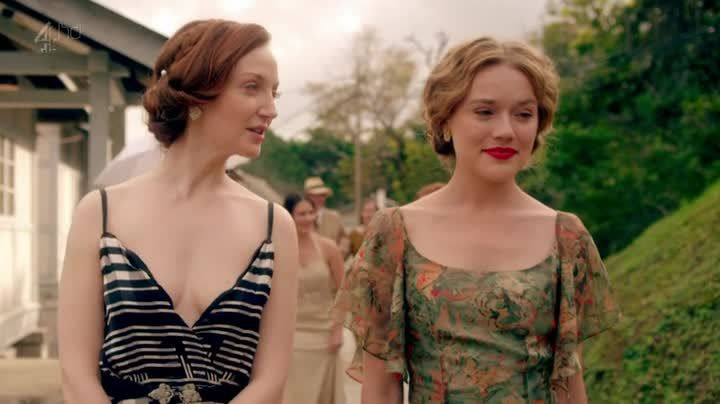 Critiques Séries : Indian Summers. Mini-series. Episode 1 (UK).