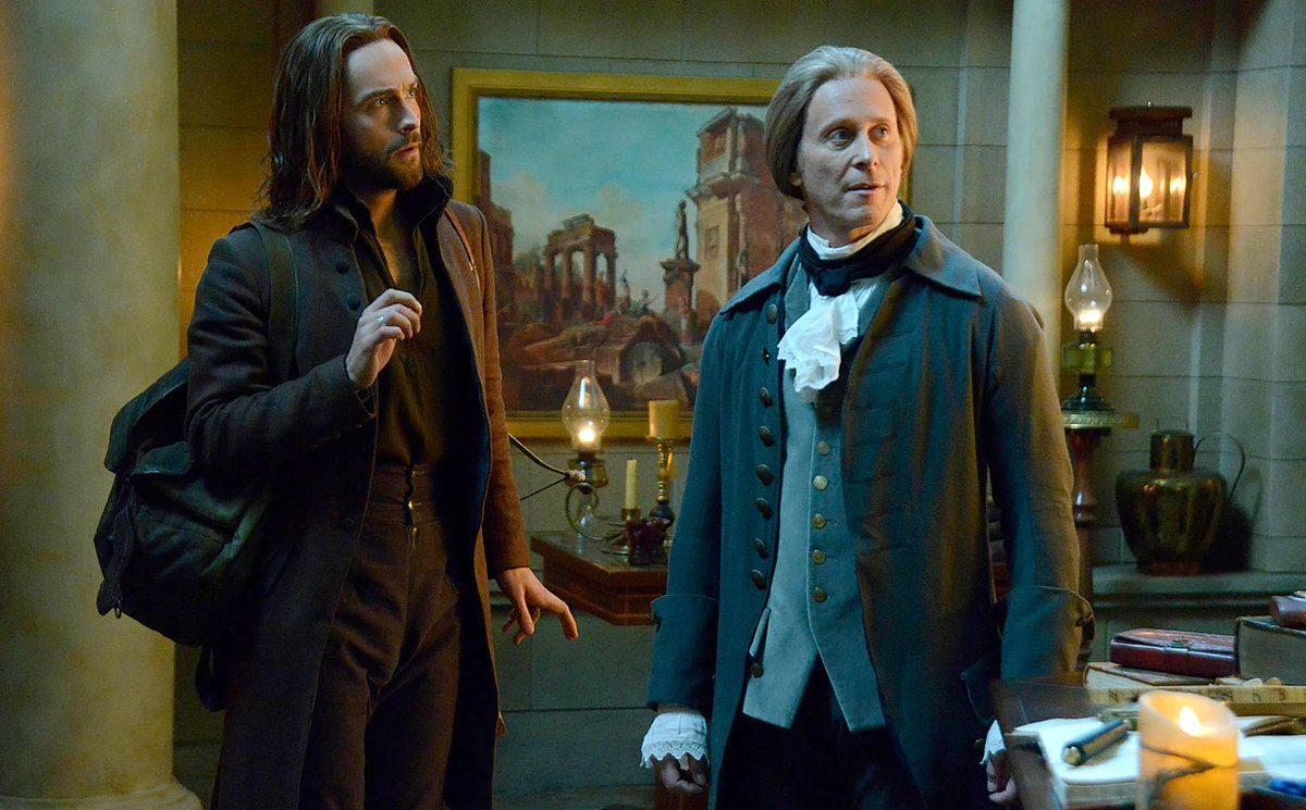 Critiques Séries : Sleepy Hollow. Saison 2. Episode 16. What Lies Beneath.