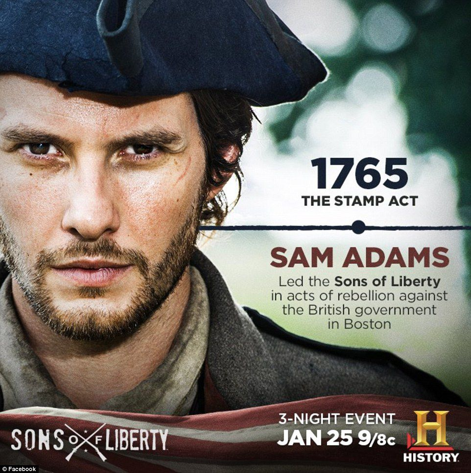 Critiques Séries : Sons of Liberty. Mini-series. BILAN.