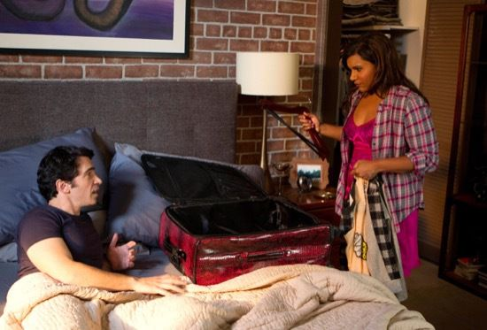 Critiques Séries : The Mindy Project. Saison 3. Episode 16.