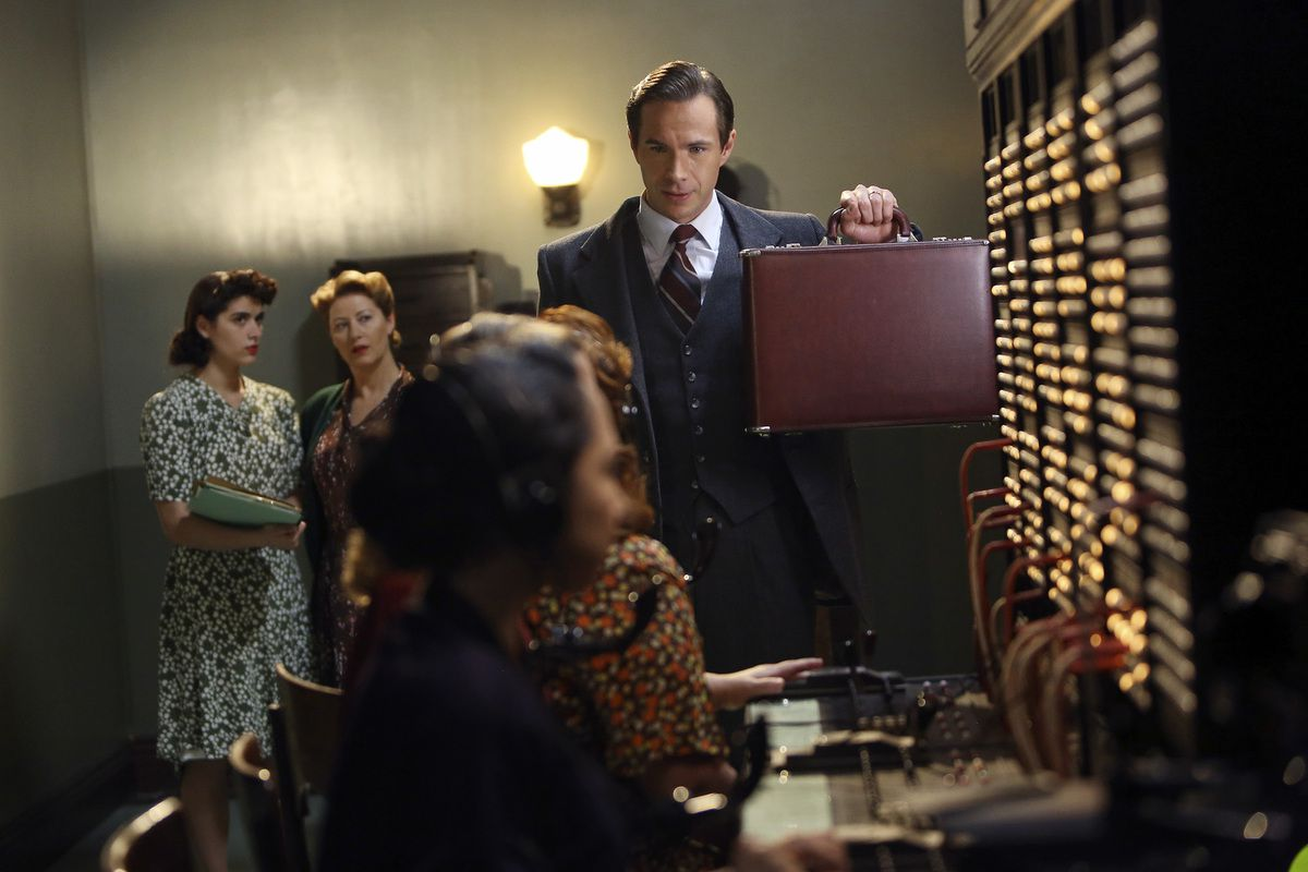 Critiques Séries : Marvel's Agent Carter. Saison 1. Episode 7.
