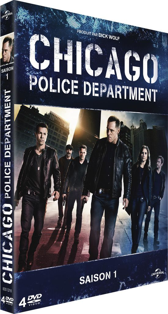 Chicago Police Department saison 1 en DVD le 3 mars 2015