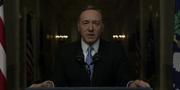 Critiques Séries : House of Cards. Saison 3. Episode 2.