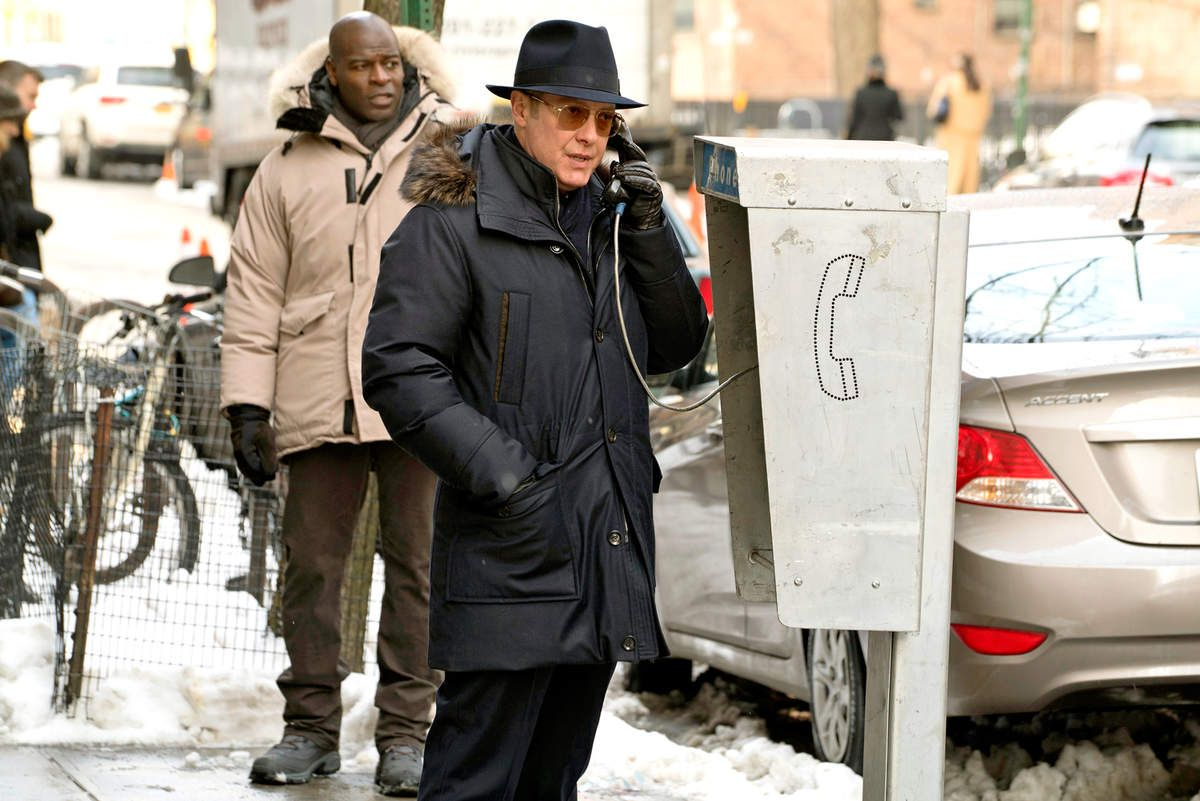 Critiques Séries : The Blacklist. Saison 2. Episode 13. The Deer Hunter.