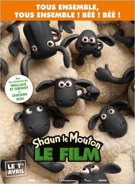 Critique Ciné : Shaun le Mouton, le film