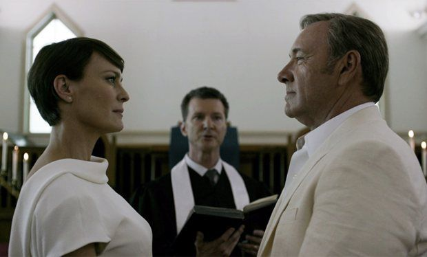 Critiques Séries : House of Cards. Saison 3. Episode 7.