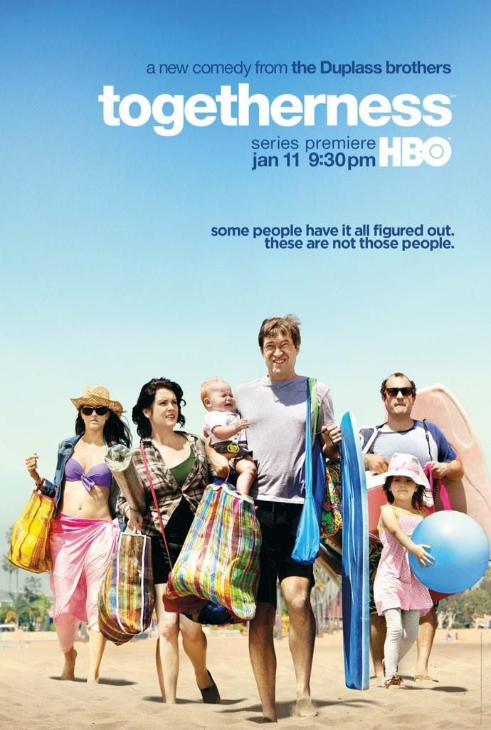 Critiques Séries : Togetherness. Saison 1. BILAN.