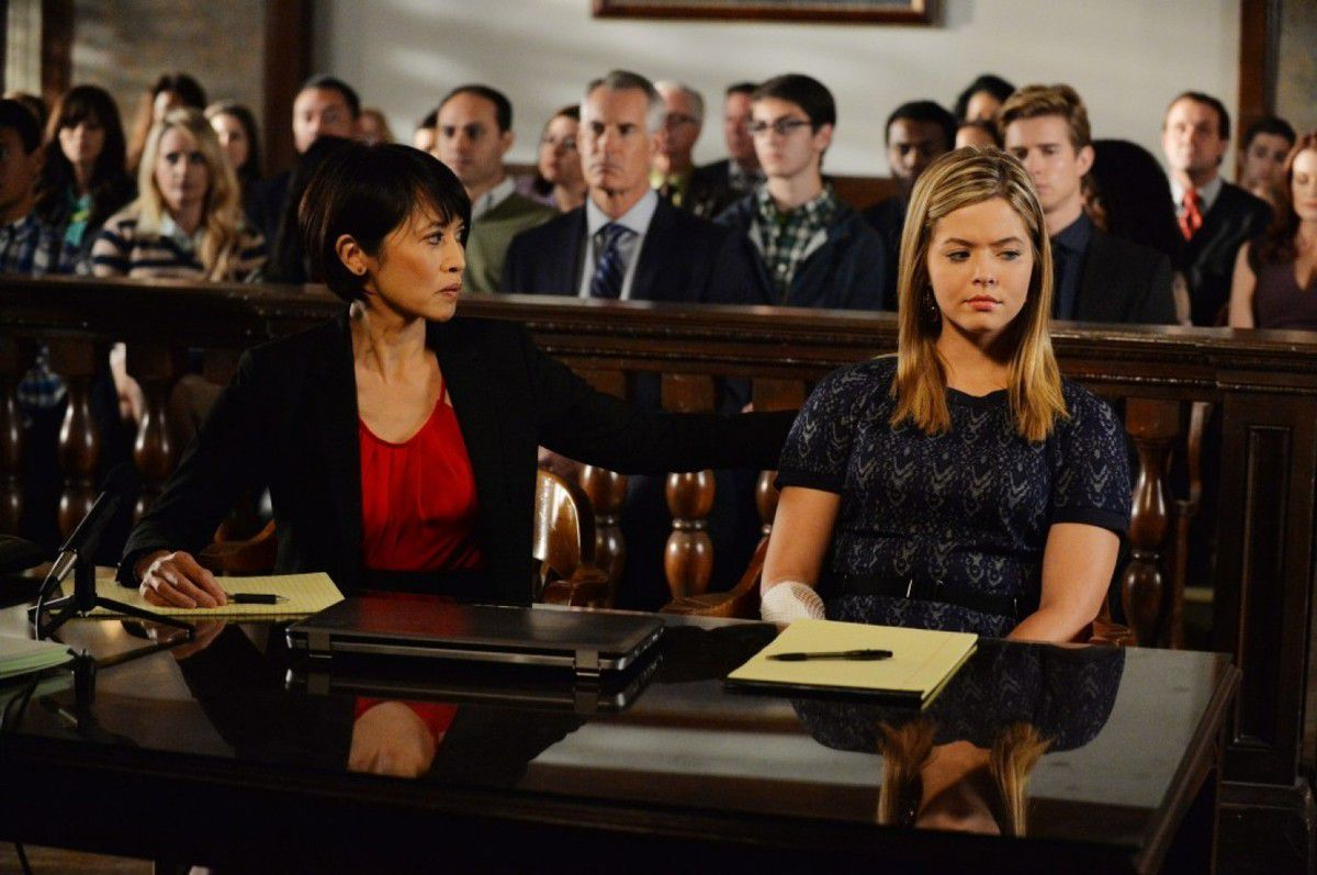 Critiques Séries : Pretty Little Liars. Saison 5. Episode 23.