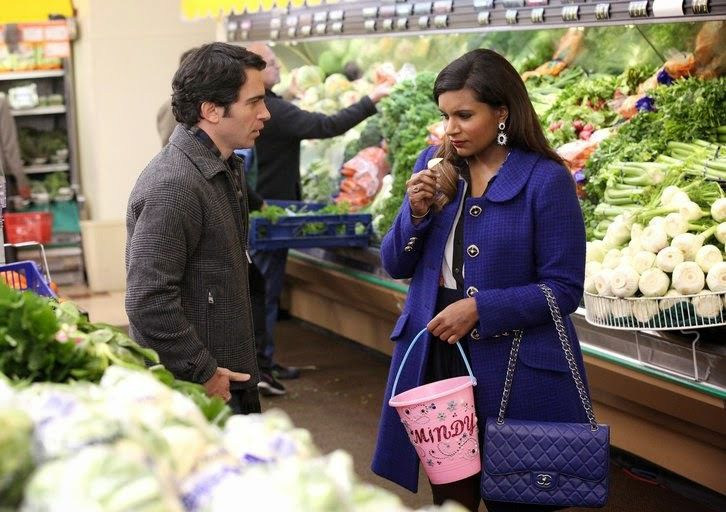 Critiques Séries : The Mindy Project. Saison 3. Episode 17.