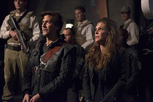 Critiques Séries : The 100. Saison 2. Episode 16. Blood Must Have Blood (Part 2).
