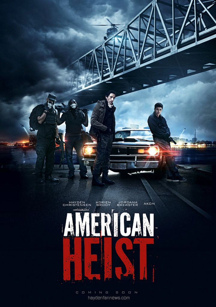 Critique Ciné : American Heist, braquage surprise