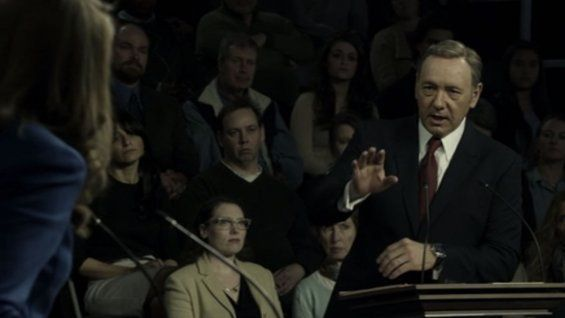 Critiques Séries : House of Cards. Saison 3. Episode 11.