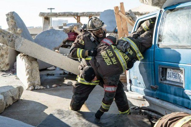 Critiques Séries : Chicago Fire. Saison 3. Episode 17. Forgive You Anything.