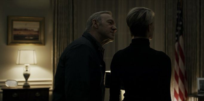 Critiques Séries : House of Cards. Saison 3. Episode 13.