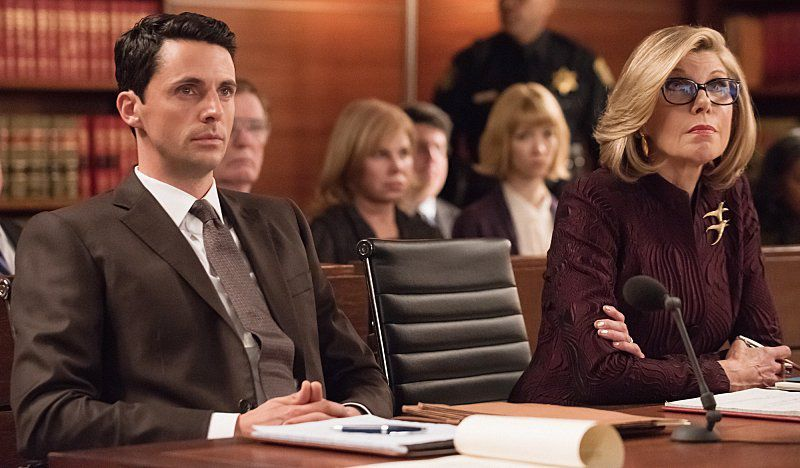 Critiques Séries : The Good Wife. Saison 6. Episode 15.