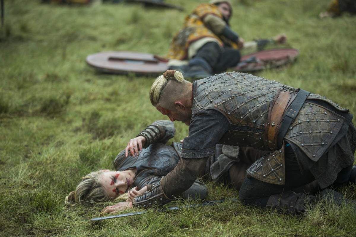 Critiques Séries : Vikings. Saison 3. Episodes 3 et 4.