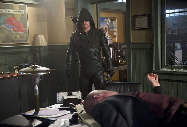 Critiques Séries : Arrow. Saison 3. Episode 16. The Offer.