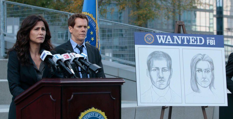 Critiques Séries : The Following. Saison 3. Episode 3. Exposed.