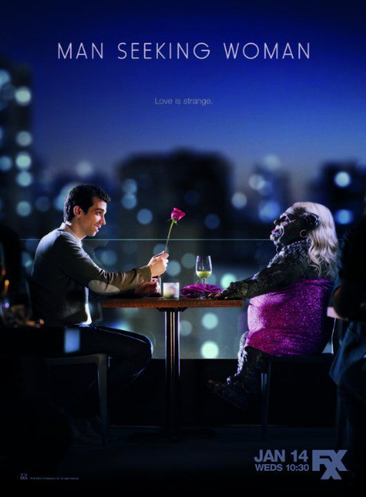 Critiques Séries : Man Seeking Woman. Saison 1. BILAN.
