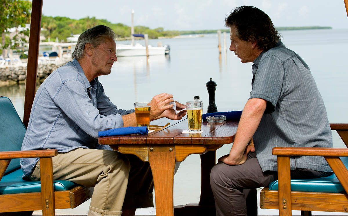 Critiques Séries : Bloodline. Saison 1. Episode 4. Part 4.