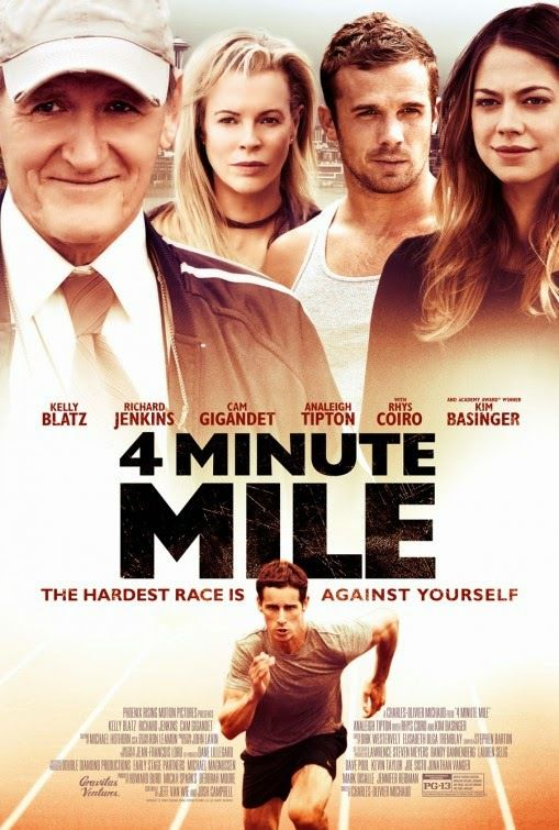 Critique Ciné : 4 Minute Mile, la course de la vie