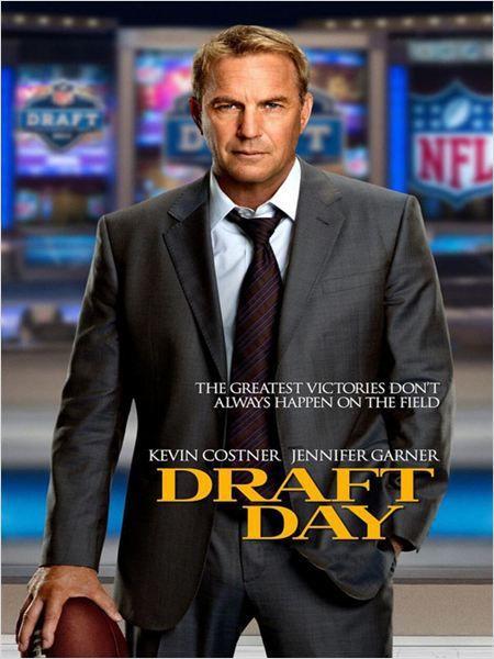 Critique Ciné : Le Pari - Draft Day, au coeur des négociations