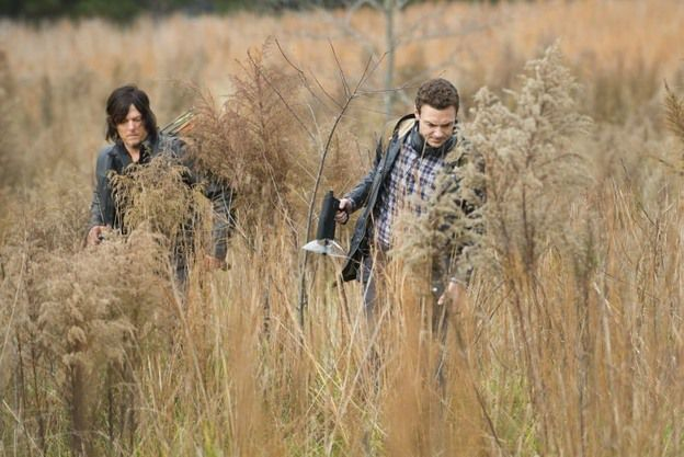 Critiques Séries : The Walking Dead. Saison 5. Episode 16.