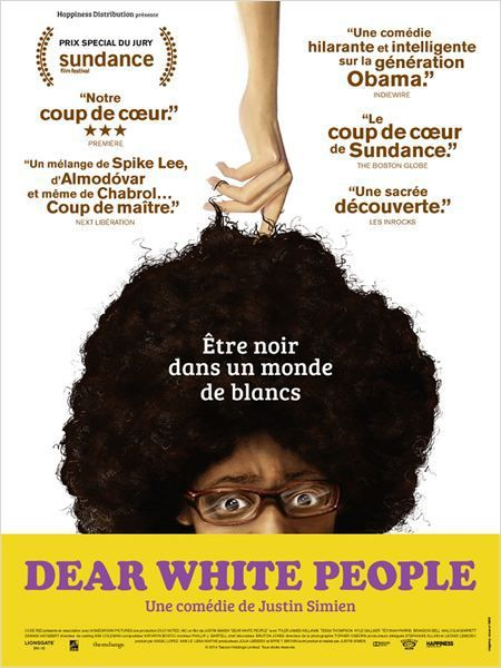 Critique Ciné : Dear White People, question de racisme