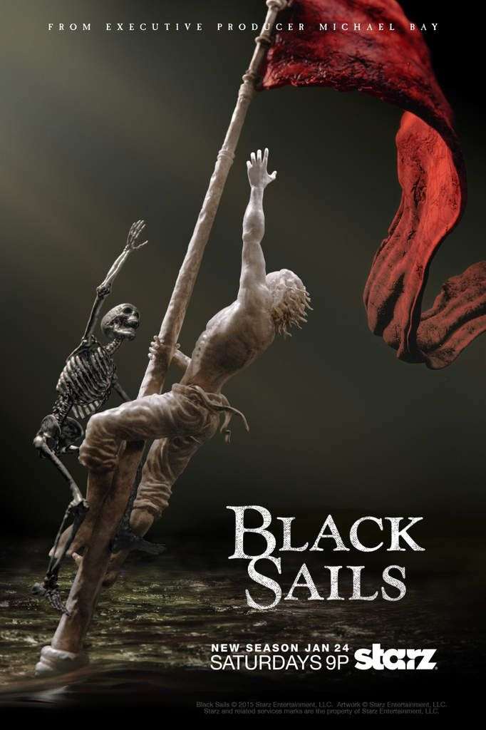 Critiques Séries : Black Sails. Saison 2. Episodes 5 à 10. BILAN.