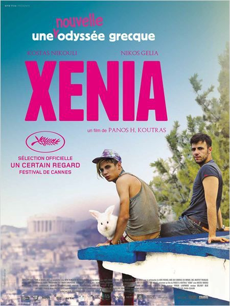 Critique Ciné : Xenia, frères différents