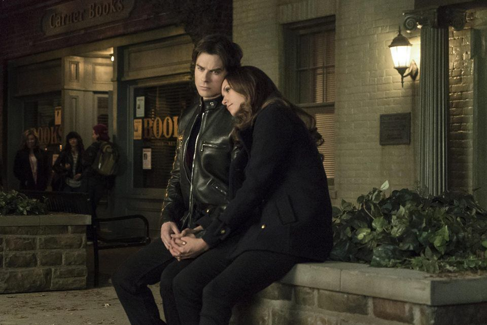 Critiques Séries : The Vampire Diaries. Saison 6. Episode 18.