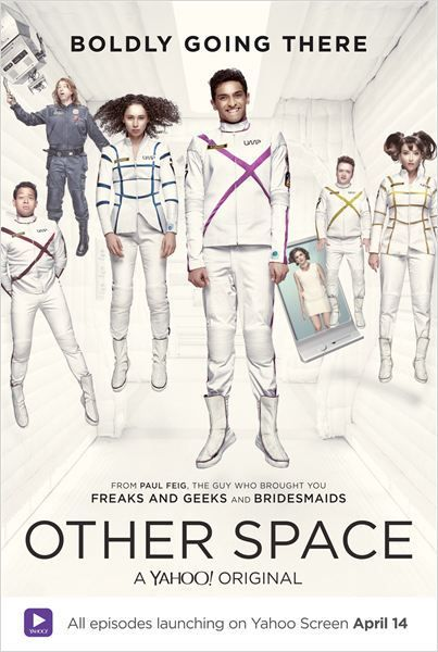Critiques Séries : Other Space. Saison 1. BILAN.