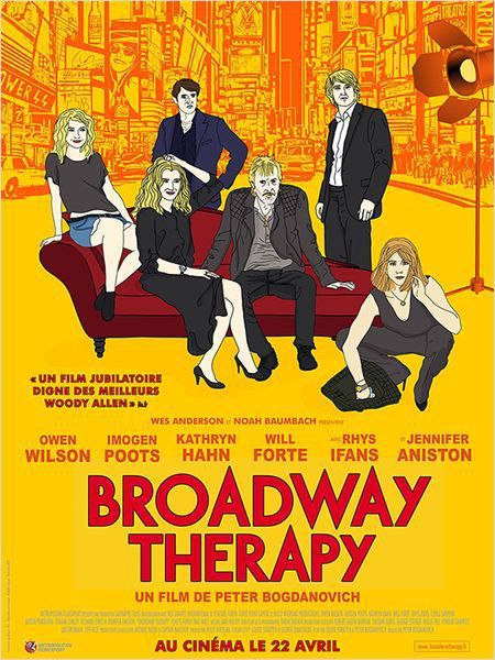 Critique Ciné : Broadway Therapy, sauce Woody Allen