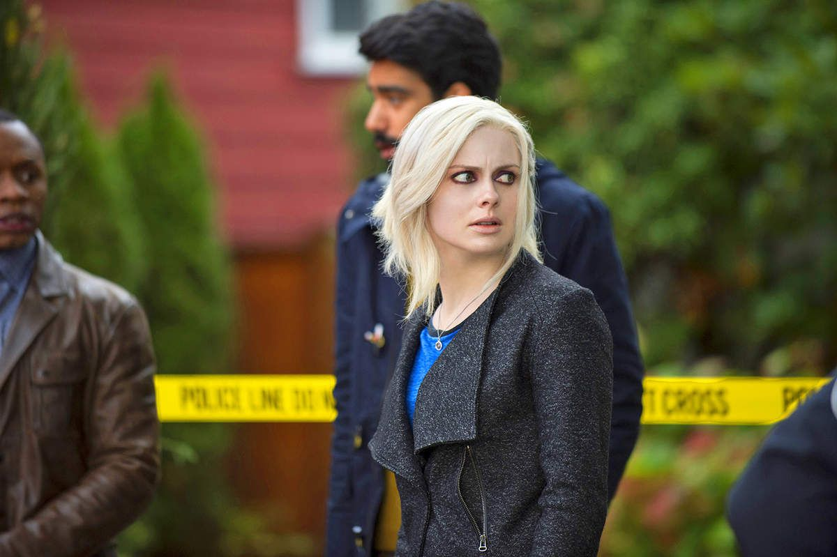 Critiques Séries : iZombie. Saison 1. Episode 6. Virtual Reality Bites.