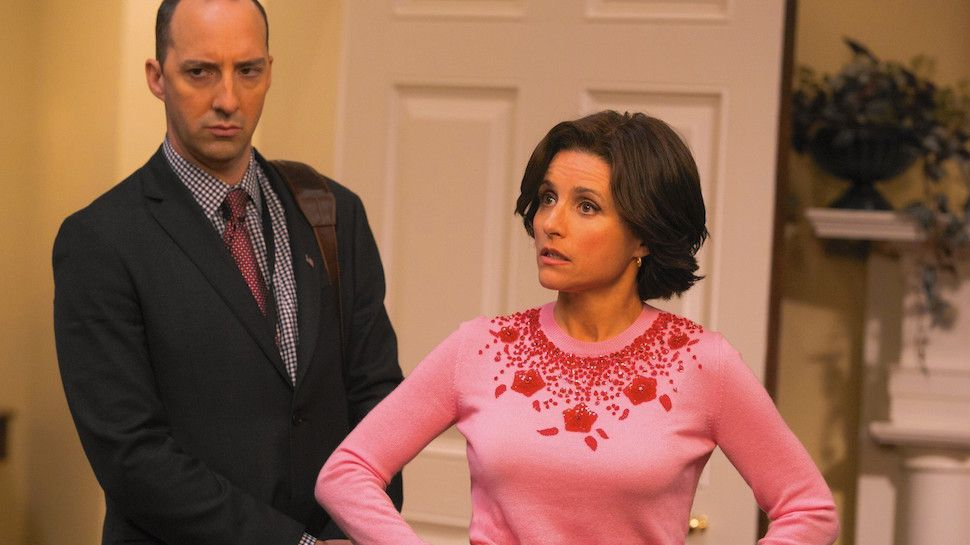 Critiques Séries : Veep. Saison 4. Episode 3. Data.