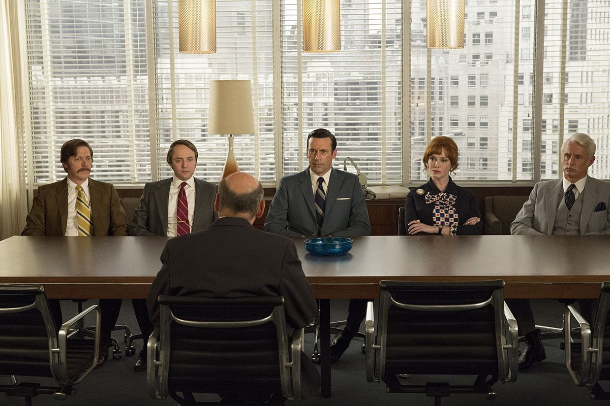 Critiques Séries : Mad Men. Saison 7. Episode 11. Time &amp&#x3B; Life.