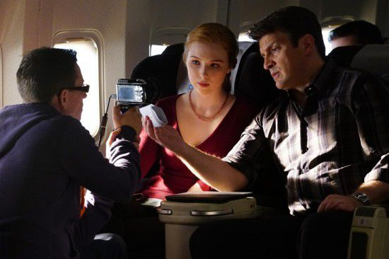 Critiques Séries : Castle. Saison 7. Episode 21. In Plane Sight.