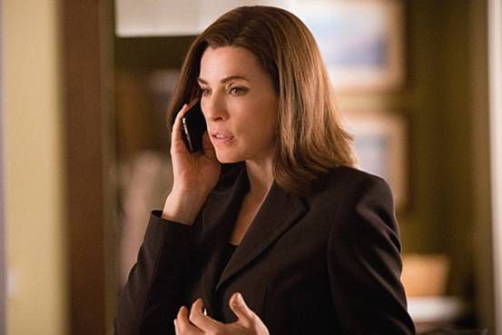 Critiques Séries : The Good Wife. Saison 6. Episode 21.