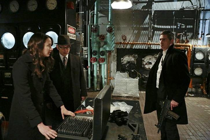 Critiques Séries : Person of Interest. Saison 4. Episode 22.