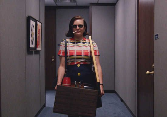 Critiques Séries : Mad Men. Saison 7. Episode 12. Lost Horizon.
