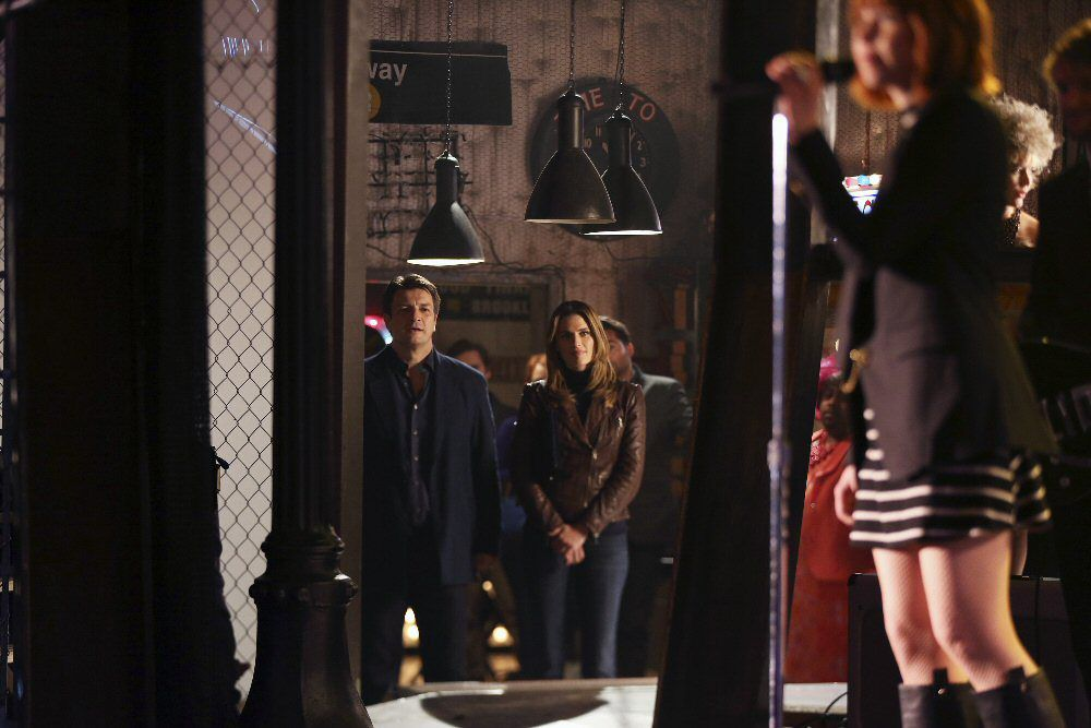 Critiques Séries : Castle. Saison 7. Episode 22. Dead From New York.