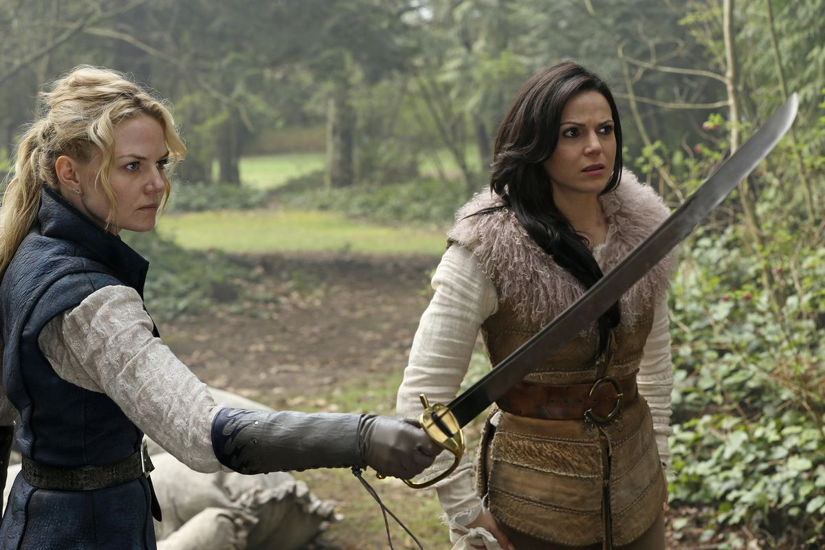 Critiques Séries : Once Upon a Time. Saison 4. Episodes 22 et 23.