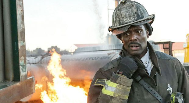 Critiques Séries : Chicago Fire. Saison 3. Episode 23. Spartacus.
