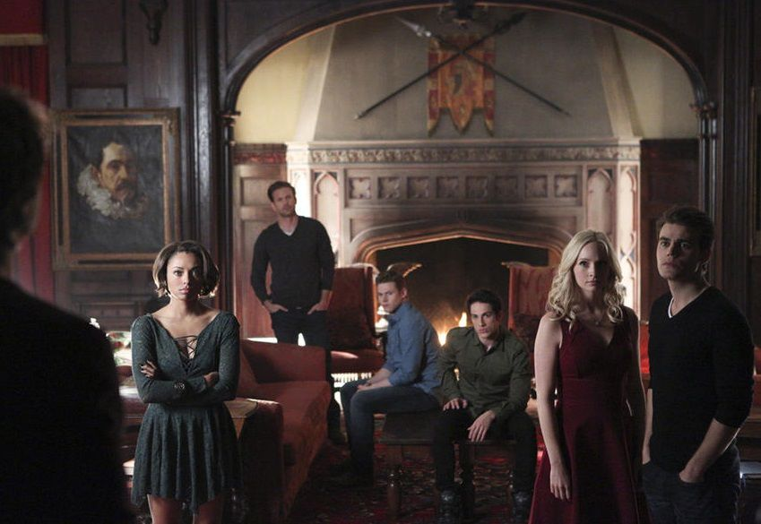 Critiques Séries : The Vampire Diaries. Saison 6. Episode 22.