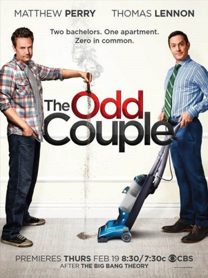 Critiques Séries : The Odd Couple (2015). Saison 1. BILAN.