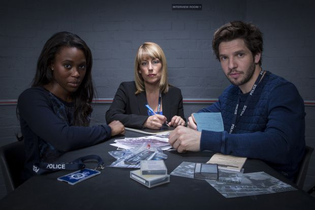 Critiques Séries : Suspects. Saison 3. BILAN (UK).