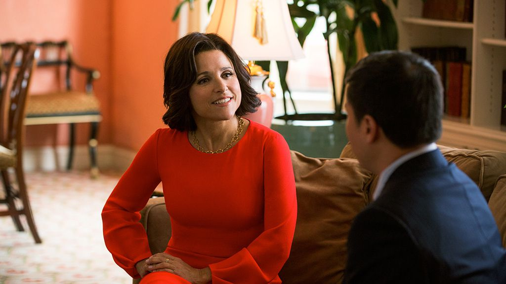 Critiques Séries : Veep. Saison 4. Episode 5. Convention.