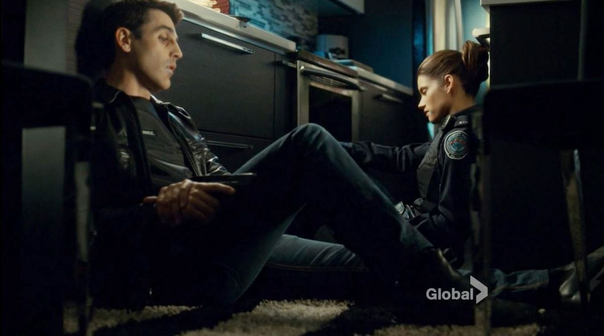 Critiques Séries : Rookie Blue. Saison 6. Episode 1.