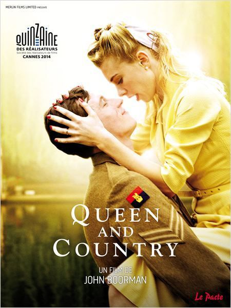 Critique Ciné : Queen and Country, adolescence en guerre